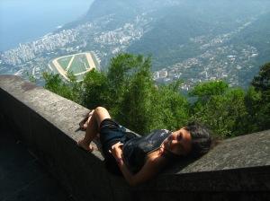 A Diva com o Rio a seus pés