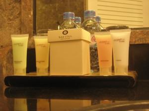 shampoos etc