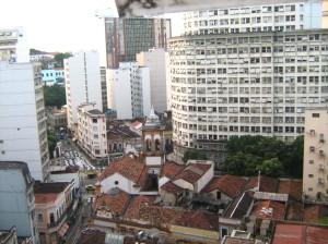 Vista do Rio de Janeiro que continua lindo...